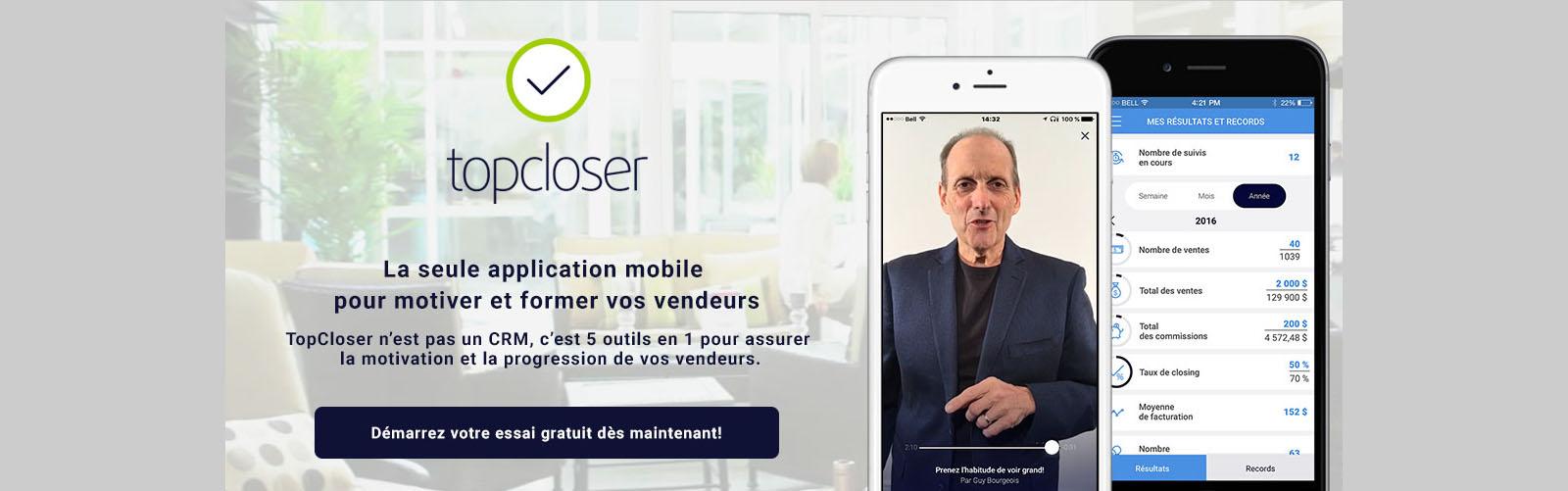 Conférencier, formateur en vente et leadership - Guy Bourgeois - Accueil
