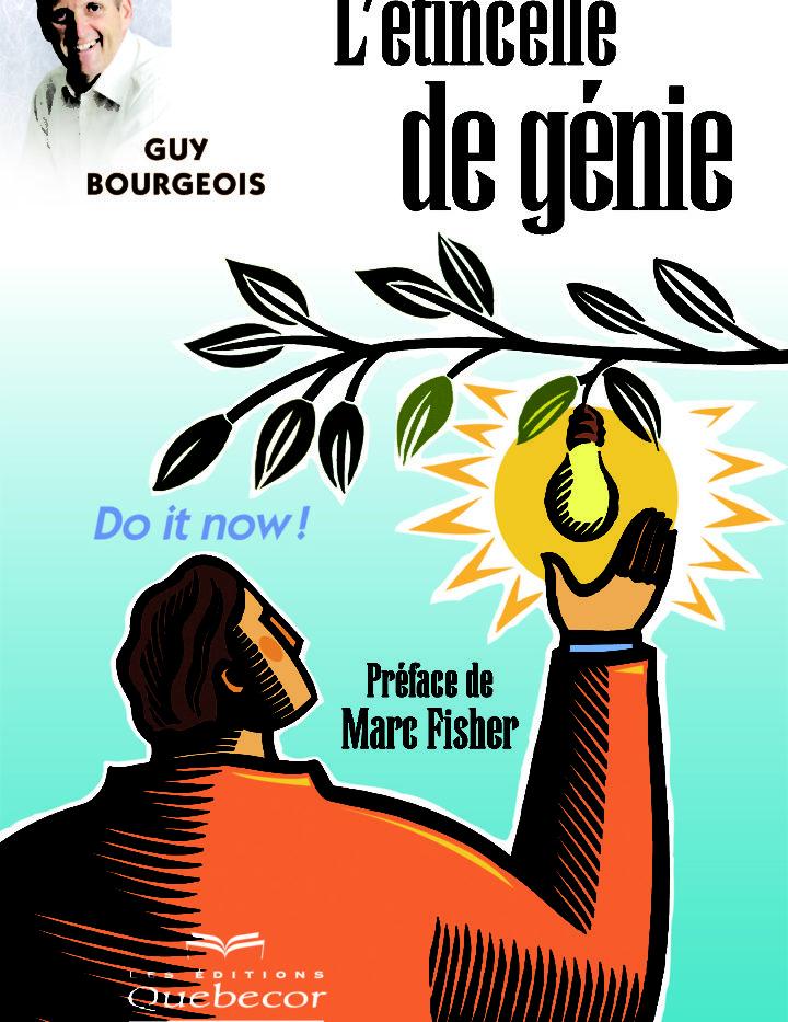Livre L'Étincelle de génie