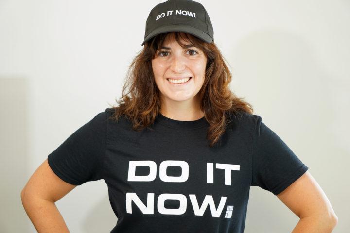 Duo casquette et t-shirt DO IT NOW