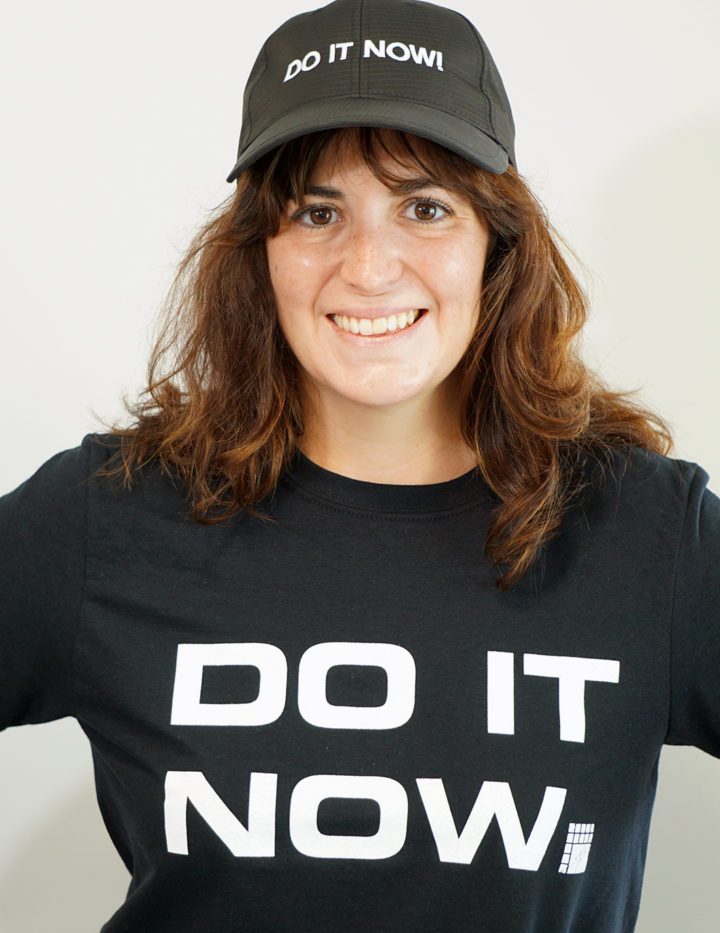 Duo casquette et t-shirt DO IT NOW